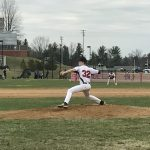 William Tennent High School Junior Varsity Baseball beat Archbishop Ryan High School 7-6