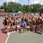 William Tennent Cheer Attends Pine Forest Camp