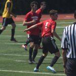 Boys Soccer Varsity and JV 8/22/17