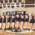 William Tennent High School Girls Varsity Volleyball falls to Central Bucks East High School 3-2