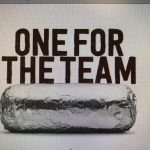 Girls Basketball Chipotle Fundraiser