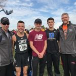 William Tennent High School Boys Varsity Cross Country finishes 44th place
