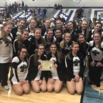WT Competitive Cheer Qualifies for P.I.A.A. State Championships