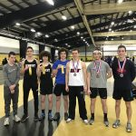 WT Boys Indoor Track and Field Excel at Glen Mills