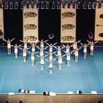 Competitive Cheer Finishes 12th at PIAA State Championships