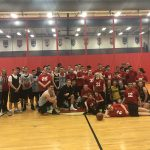 WT Basketball Teams Up With the Bucks County Special Olympics