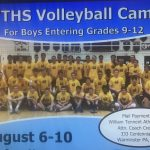WT Boys Volleyball Summer Camp