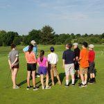 WTHS Golf Clinic – June 7