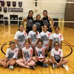 WT Girls Volleyball Panther Camp