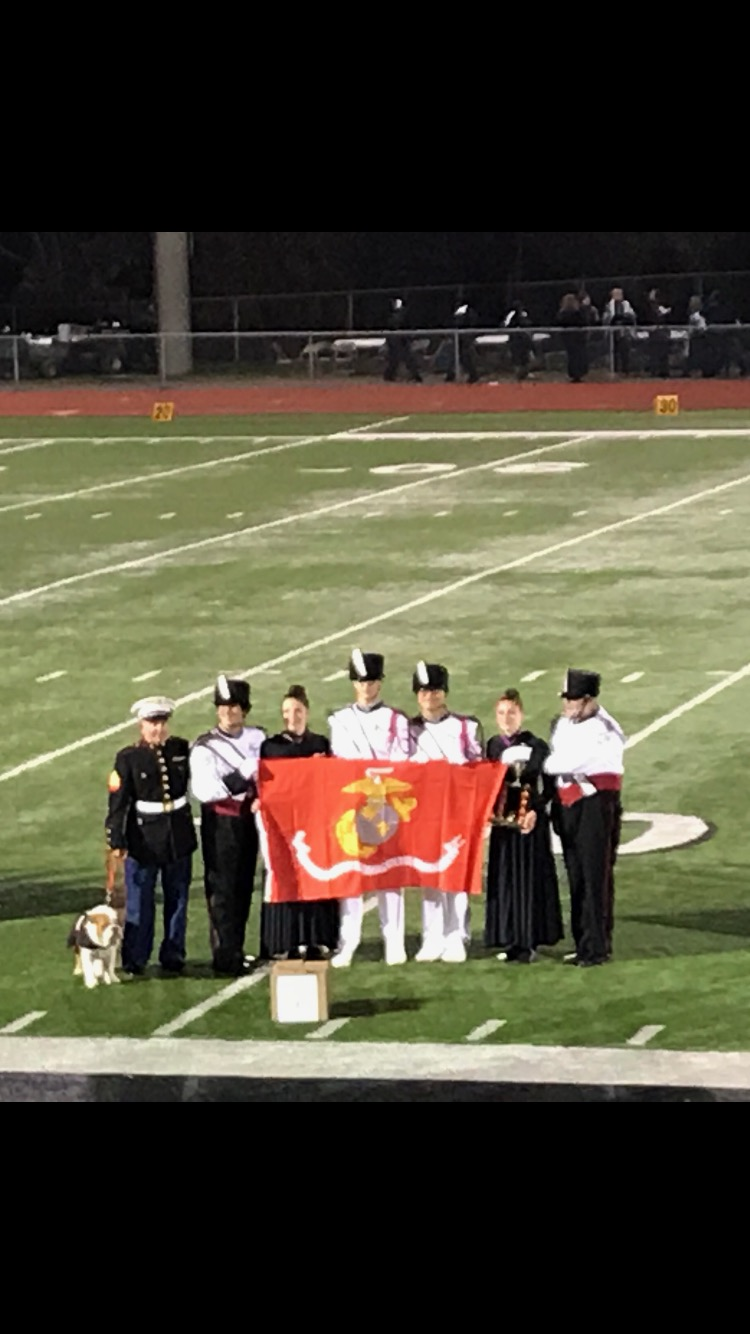 WTHS Marching Band Update