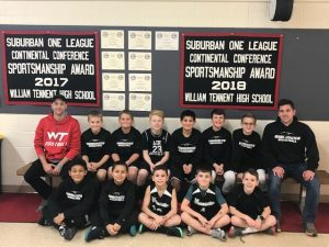 Boy's Basketball 12/14 – Warminster 5th Grade Travel