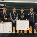 57th Annual Carlisle Holiday Wrestling Tournament Results