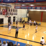 Boys Varsity Basketball beats Council Rock High School North 46 – 41