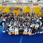 Competitive Cheer – Suburban One League Champions 2019