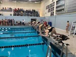 Swim Video & Photos – 1/25 vs. CR South