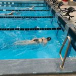 Swim Video & Photos - 1/25 vs. CR South