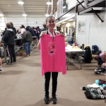 Indoor Track – League Champion 2019