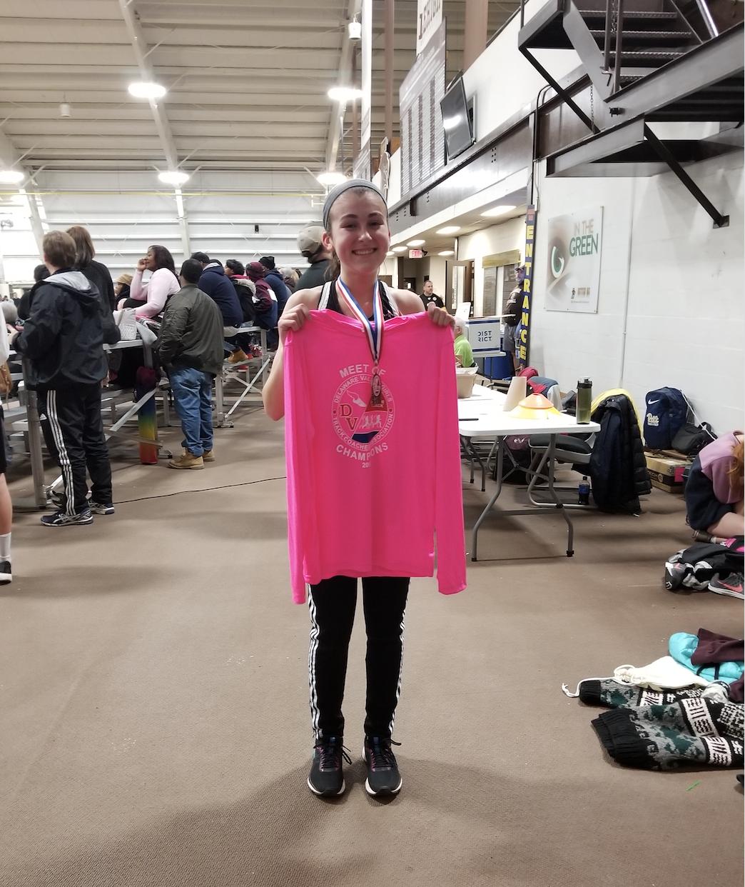Indoor Track – League Champion 2019