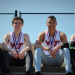 CR North Kiwanis – Boy's Track Results