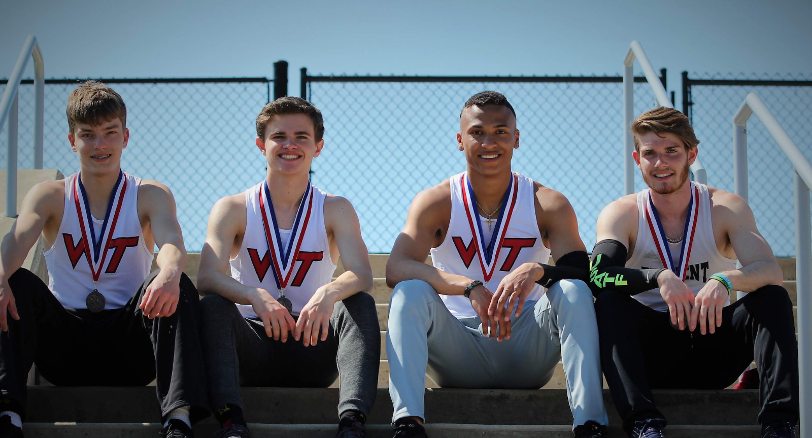 CB West Relays – Boy's Track results