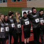 Unified Track Meet - 4/10