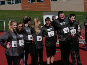 Unified Track Meet – 4/10