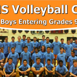 Boy's Volleyball Camp