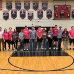 Boys Volleyball – senior night
