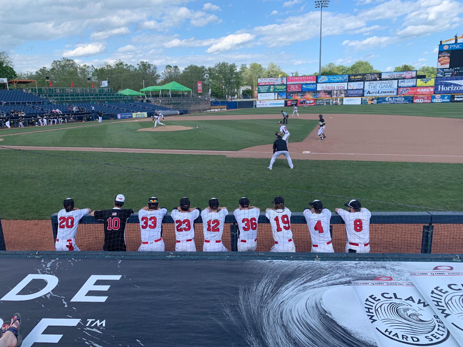 Baseball vs. Truman  @ Arm & Hammer Park