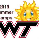 2019 SUMMER CAMPS – UPDATED