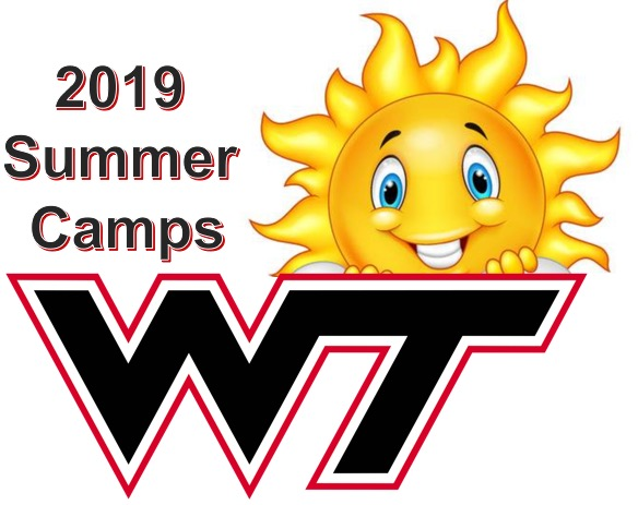 Summer Camps Updated – 6/19