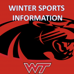 WINTER ATHLETICS – REMINDER