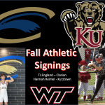 Fall 2019 – NLI Athletic Signings