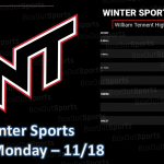 Winter Athletics Tryouts