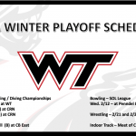 Winter Playoff Schedule
