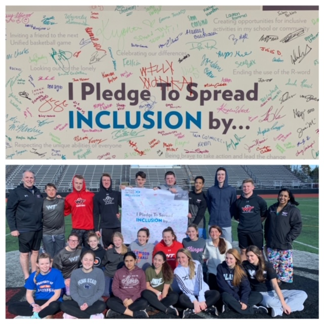 Spread the Word – Inclusion Campaign 3/4/2020