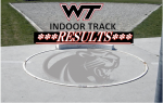 Boys and Girls INDOOR TRACK RESULTS