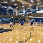 Viking Volleyball Takes On Rogers