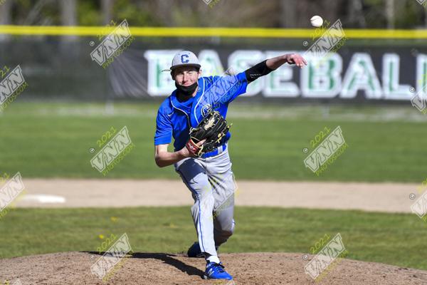 JV Baseball vs ER