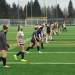 Girls Soccer Returns To Field for First Game