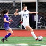 Girls Soccer Defeats Rogers 4-1, Rigg Scores Twice