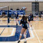 JV Volleyball vs NTHS