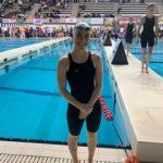 Lady Bear Swim Win Season Opener vs Timberline