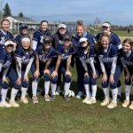 Softball Downs Puyallup 5-4 in Nine innings
