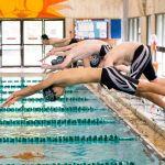 Bears Swimmers Capture 3rd in SPSL Champs Meet