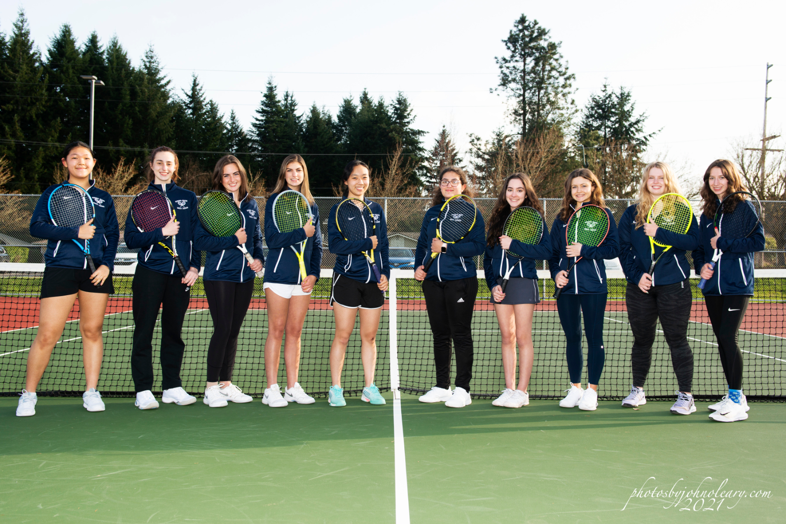 Oly Bear Tennis Improves to 6-0