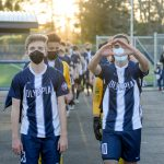 Boys Soccer Celebrates Senior Night, Defeats Timberline 4-1