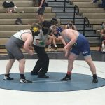 Bear Wrestling Open Season With Double Victory