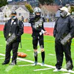 ER vs Puyallup Football March 24th, 2021 at Sparks