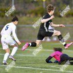 Rogers at Emerald Ridge Boys Varsity Soccer, April 8th 2021